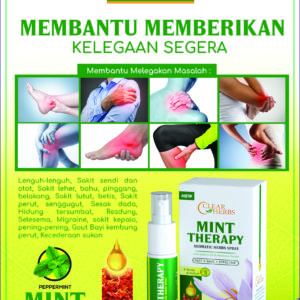 Penawar Sendi Mint Theraphy